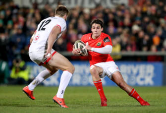 Ankle Surgery Means Carbery 'Won't Be Back Anytime Soon'
