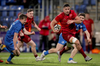 O'Sullivan Retained At Number 8 For Munster's Scarlets Showdown