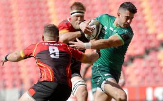 Friend Praises 'Gutsy Performance' As 14-Man Connacht Prevail In Port Elizabeth