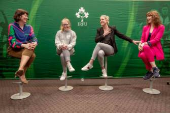 PODCAST: Leadership Journeys Of Women In Rugby