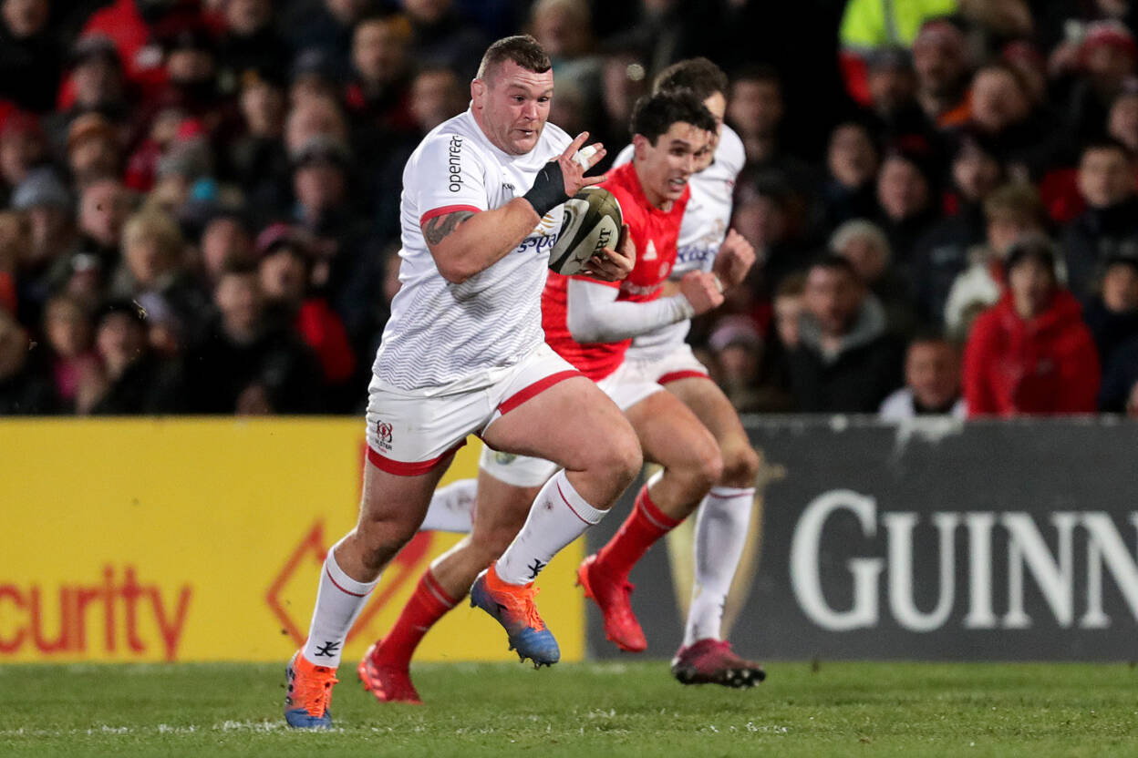 Jack McGrath Signs Two-Year Contract Extension With Ulster