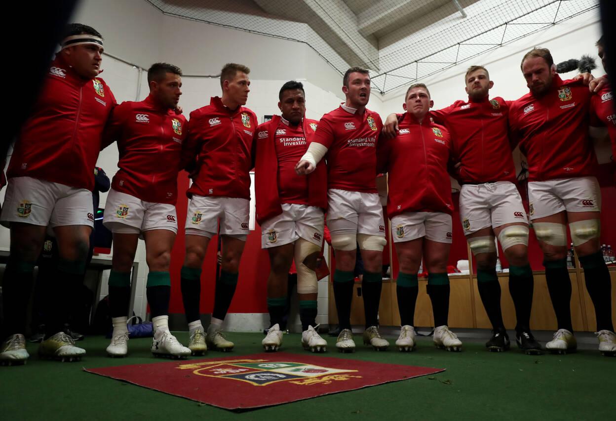 British & Irish Lions Announce Details Of Ticket Ballot