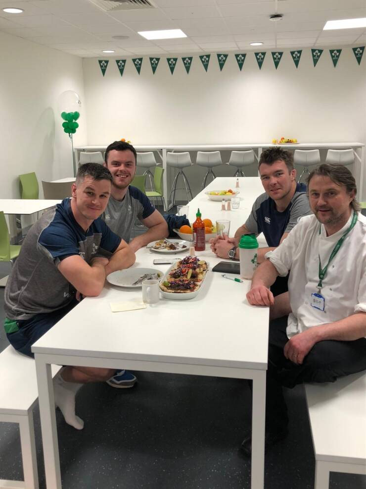 IRFU Performance Chef Serves Up Tasty Recipes for All