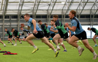 Ireland Sevens Using Technology To Maintain Competition In Training