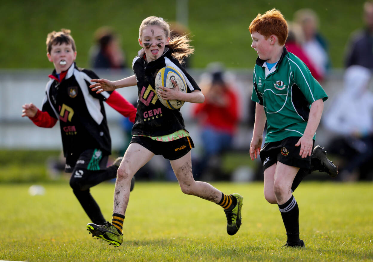 Aviva Minis Rugby Skills Games – The Full Series