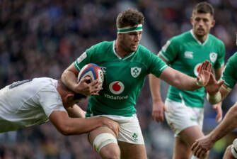 Nominees For Irish Rugby Players Awards Announced