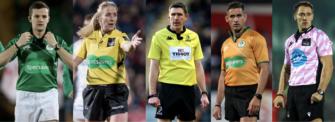 Meet the Refs: The IRFU's High Performance Referee Panel