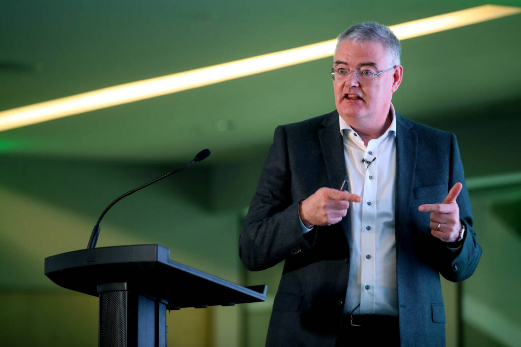 Dr. Rod McLoughlin - Medical Director IRFU Spirit of Rugby Conference 2019