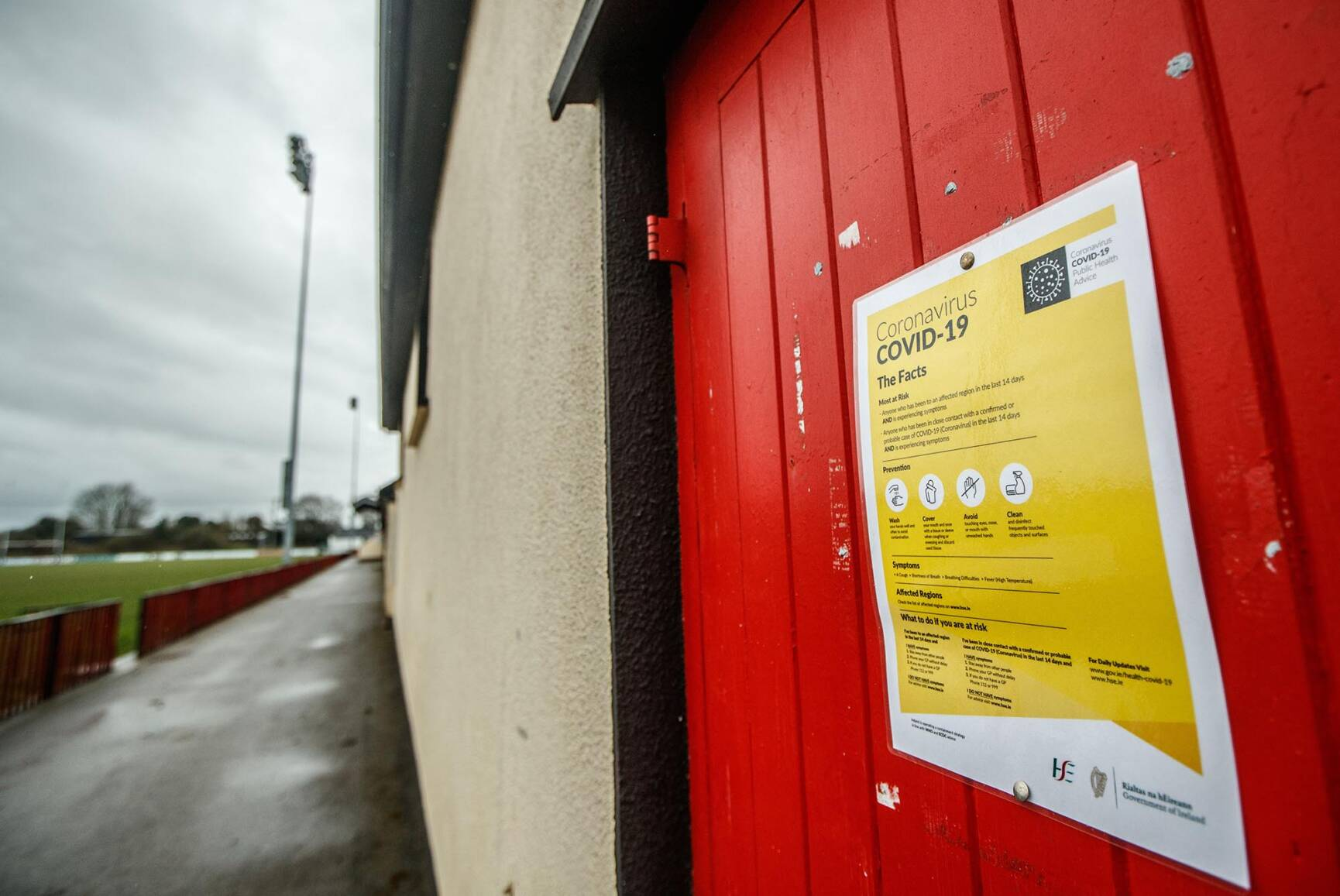 IRFU Issue Guidelines For Clubs In Laois, Kildare & Offaly