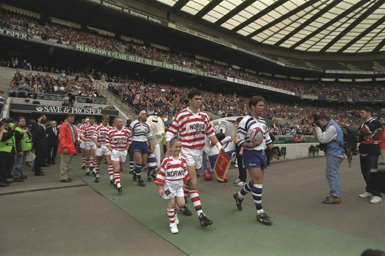 When Andy Farrell And Mike Catt Met In 'The Clash Of The Codes'