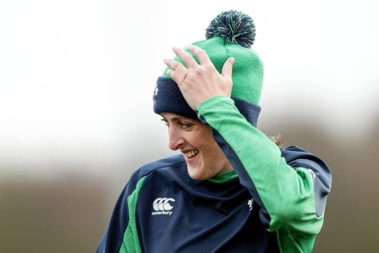 'It's Important For Us As Rugby Players To Show It's Okay Not To Be Okay'