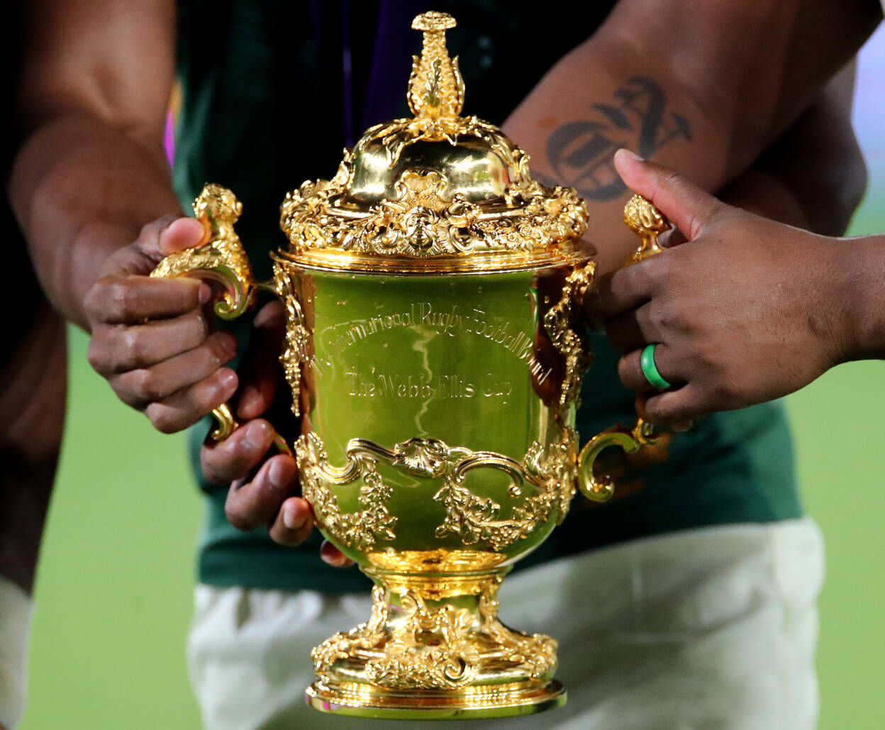 World Rugby Confirm RWC23 Qualification Details