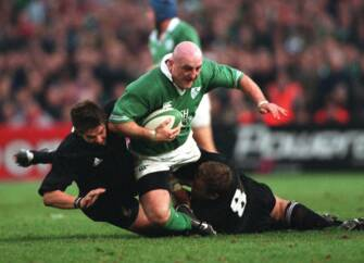 IRFU Rugby Stories: Wood & Feek On Ireland v New Zealand 2001