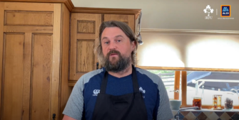 IRFU Performance Chef Serves Up A Six Nations Favourite
