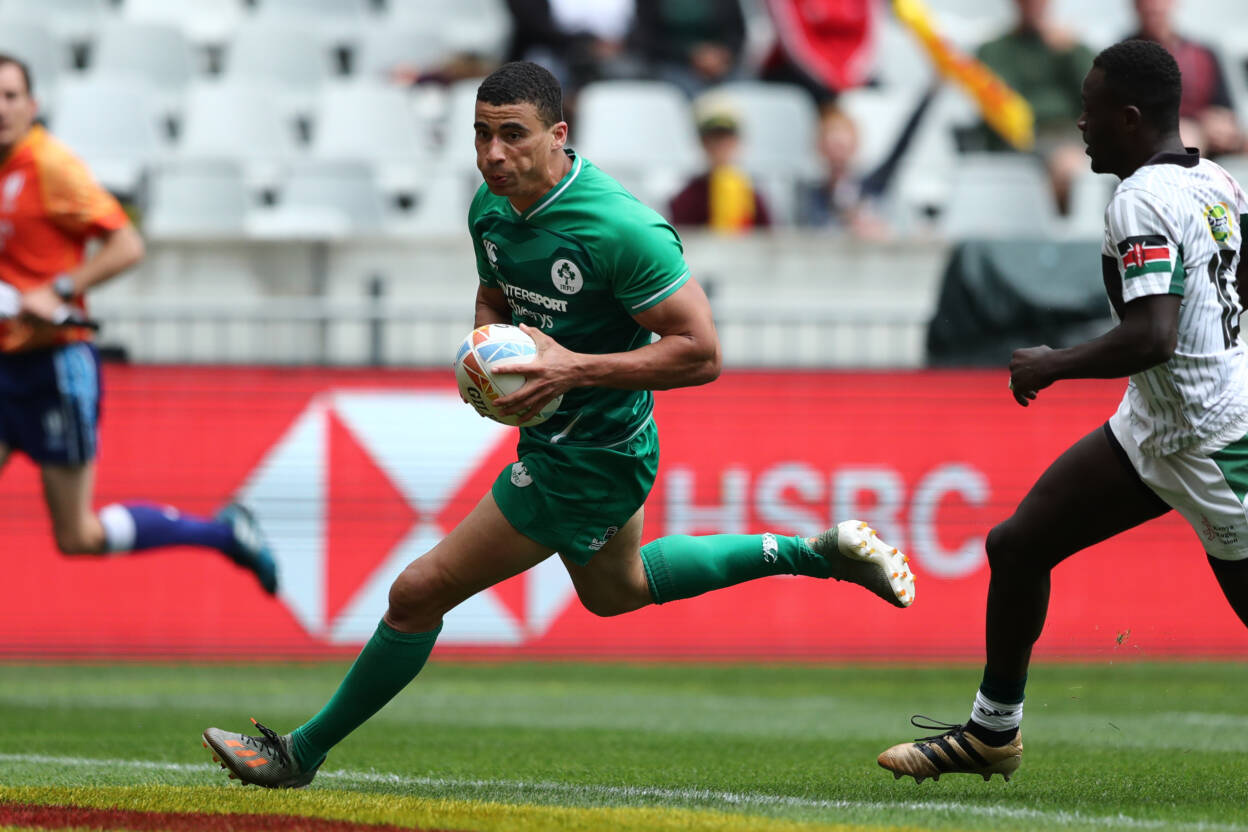Conroy 'Proud' To Finish Maiden World Series Campaign As Top Try-Scorer