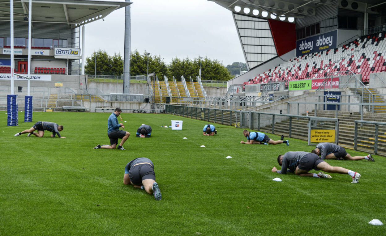 'Training Has Changed A Lot' – Dan McFarland On Ulster Rugby's Return