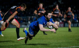 'It Was A Privilege' – Barry Daly Calls Time On Rugby Career