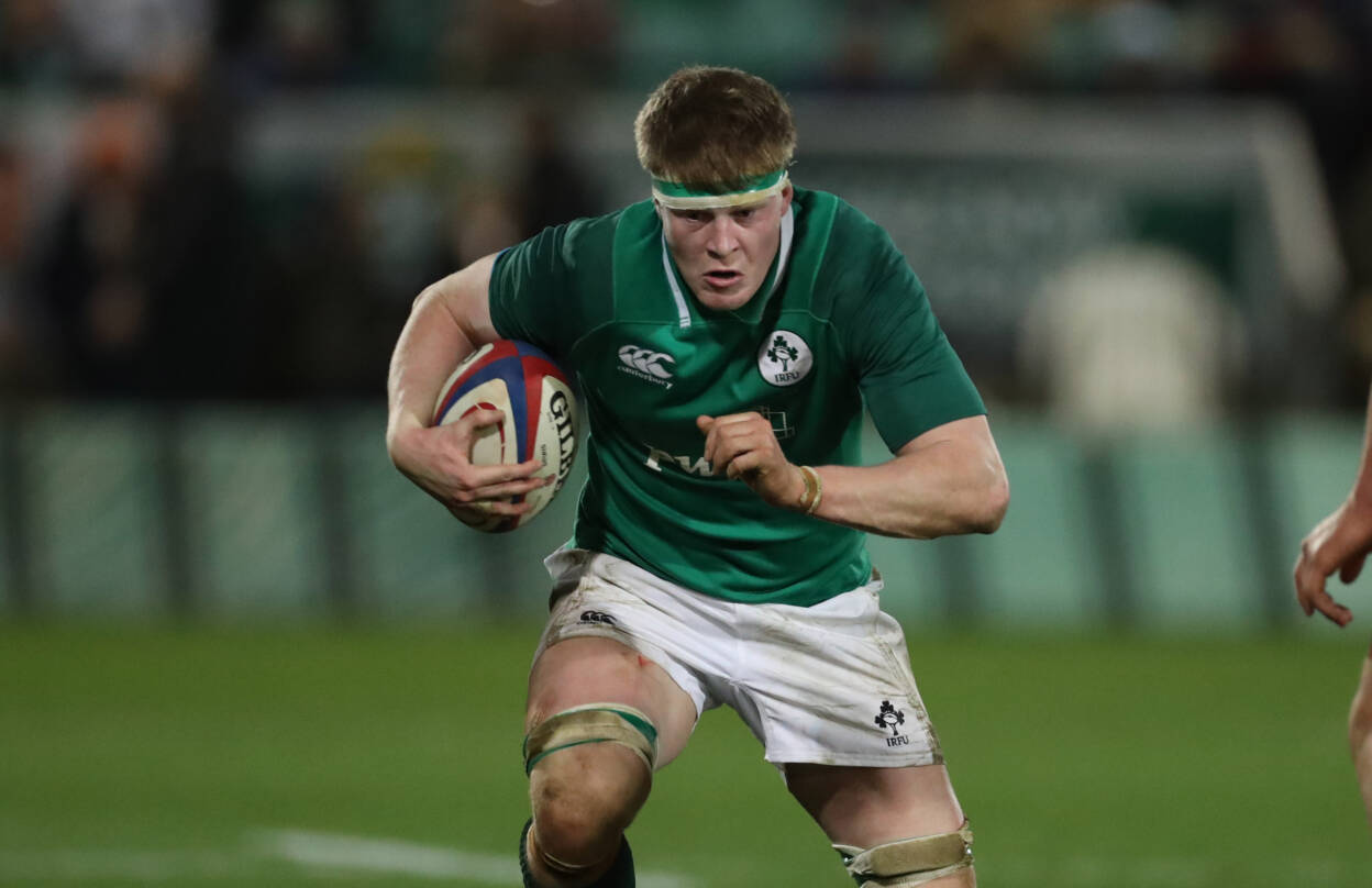 Seven Ireland Under-20 Players Join Leinster Academy