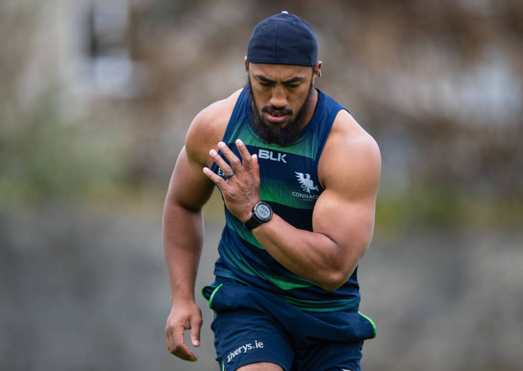 Connacht Squad Step Up Pre-Season Training On Return To Rugby