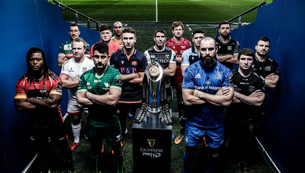 Guinness Pro14 Restart Fixtures And Kick Off Times Confirmed