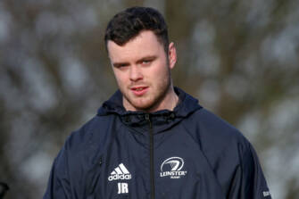 Leinster Issue Injury Update On James Ryan And Adam Byrne