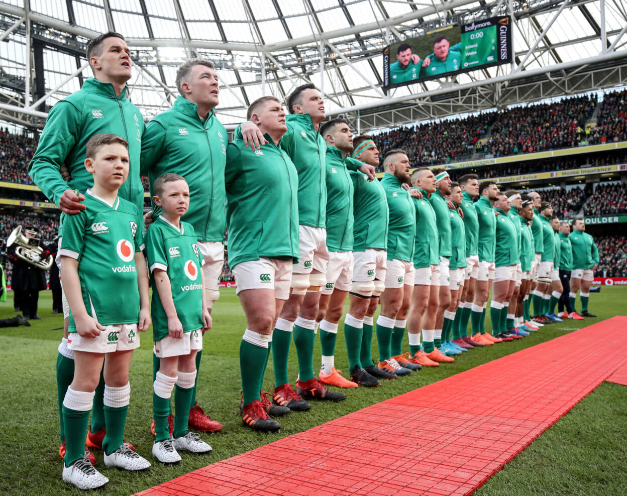 Six Nations Announces Details Of Ireland's Rescheduled Fixtures