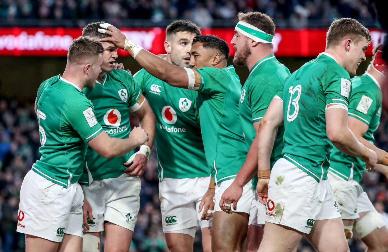 Refund Process For Ireland's Rescheduled Six Nations Matches