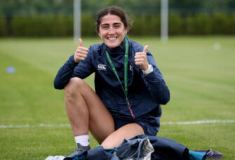 Amee-Leigh Murphy Crowe On Ireland Sevens' Return To Training