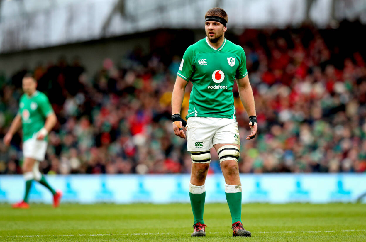 Iain Henderson Ruled Out For Up To 10 Weeks After Hip Surgery