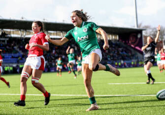 Ireland Squad Named For Rescheduled Women's Six Nations 2020