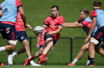 Munster Move Through The Gears Ahead Of #ReturnToRugby