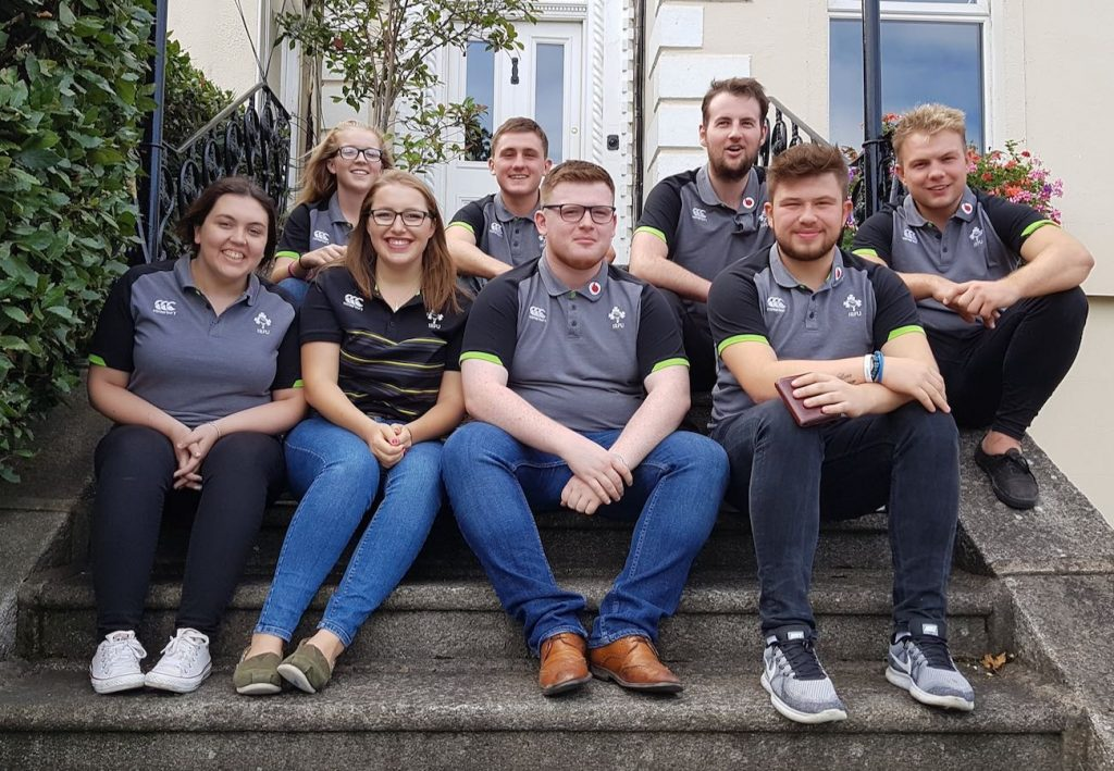 IRFU Youth Council Now Open For Applications