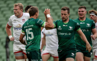 Live: Connacht v Ulster