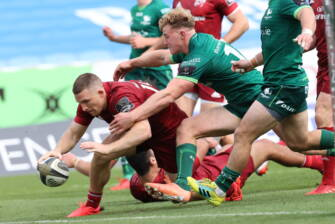 Conway Claims Another Brace As Munster March Into Semi-Finals