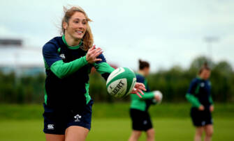 Ireland Women Return To Training At IRFU High Performance Centre