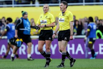 IRFU Referees Return to European Duties for Quarter-finals