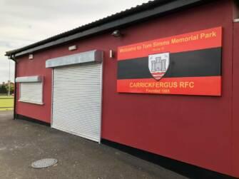 Carrickfergus RFC Seek Head Coach