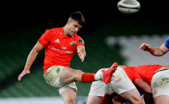 Munster Issue Squad Update Following PRO14 Semi-Final