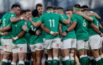 Ireland Squad Gathers Ahead of 2020 Guinness Six Nations Championship