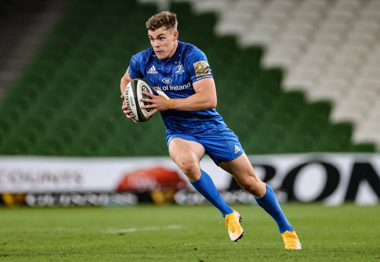 Ringrose Captains Leinster As Ryan Returns From Injury