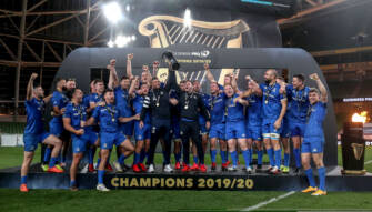 Leinster Complete Unbeaten PRO14 Season With Third Title In-A-Row