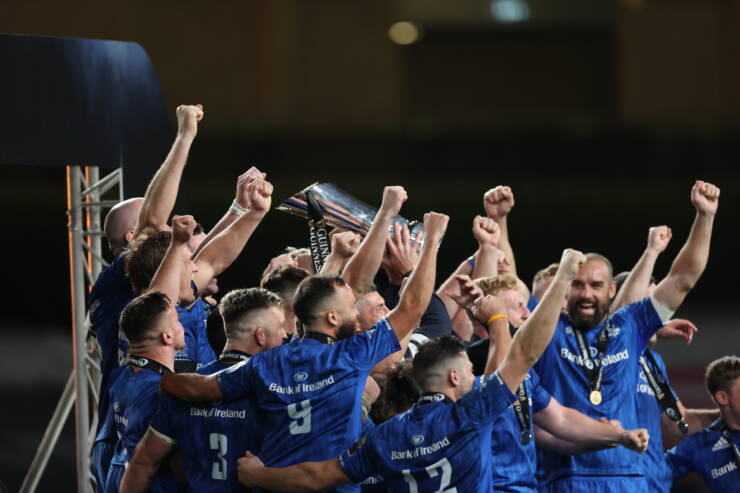 All The Highlights From The Guinness Pro14 Final