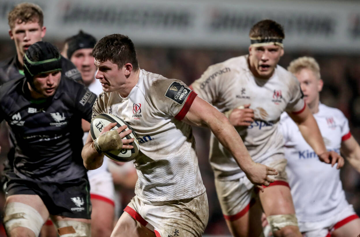 Timoney Replaces Injured Coetzee In Ulster Side