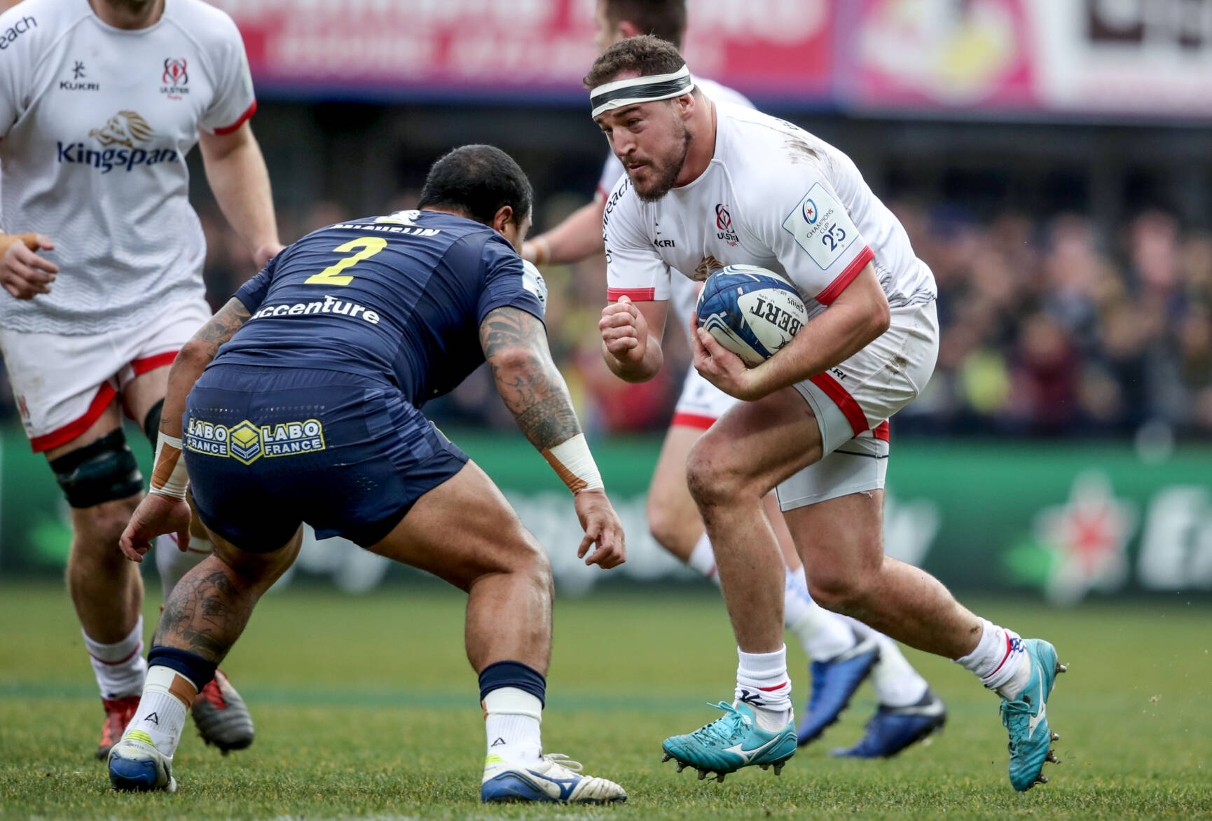 Heineken Champions Cup Quarter-Final Preview: Toulouse v Ulster