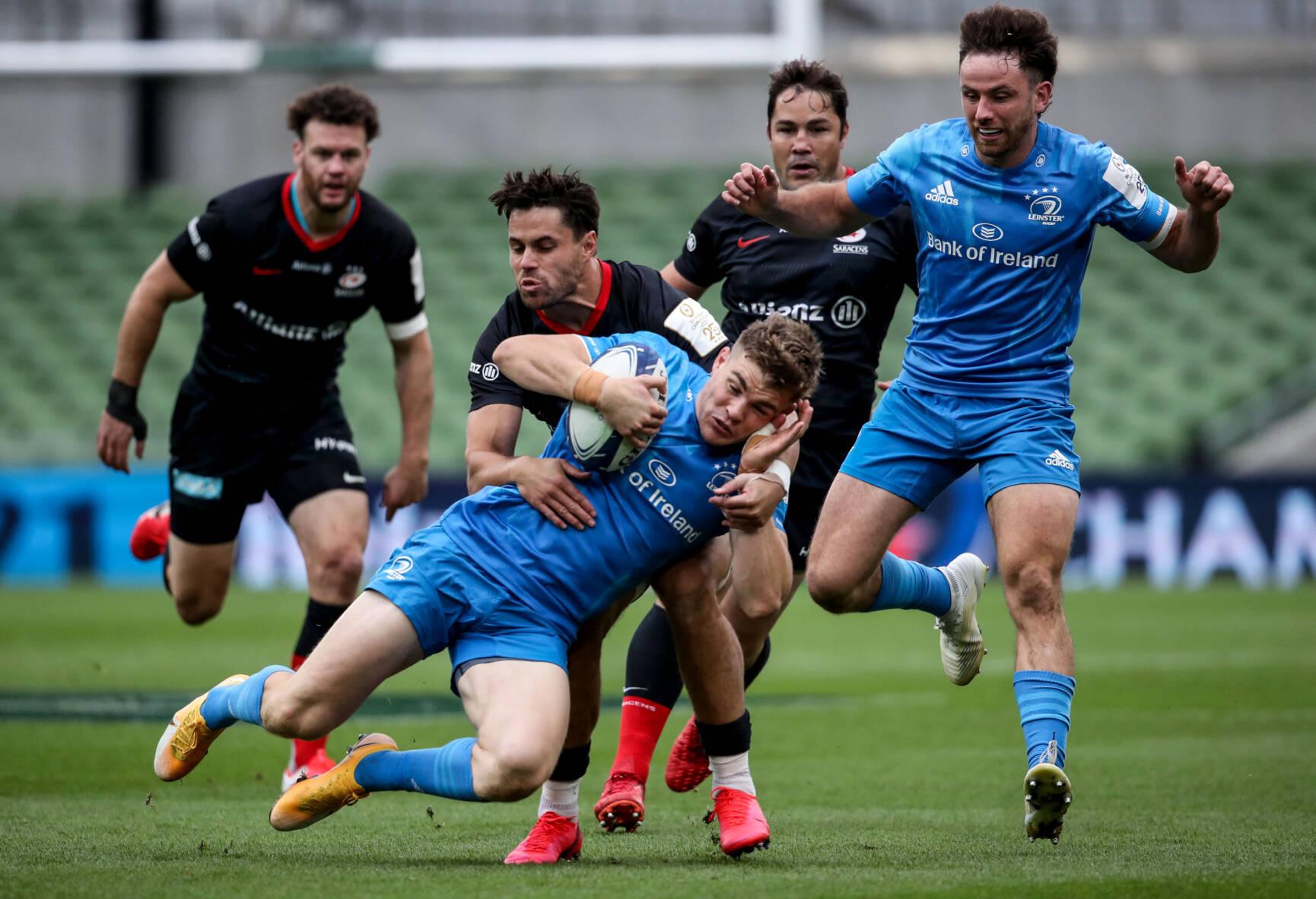 Quarter-Final: Leinster v Saracens