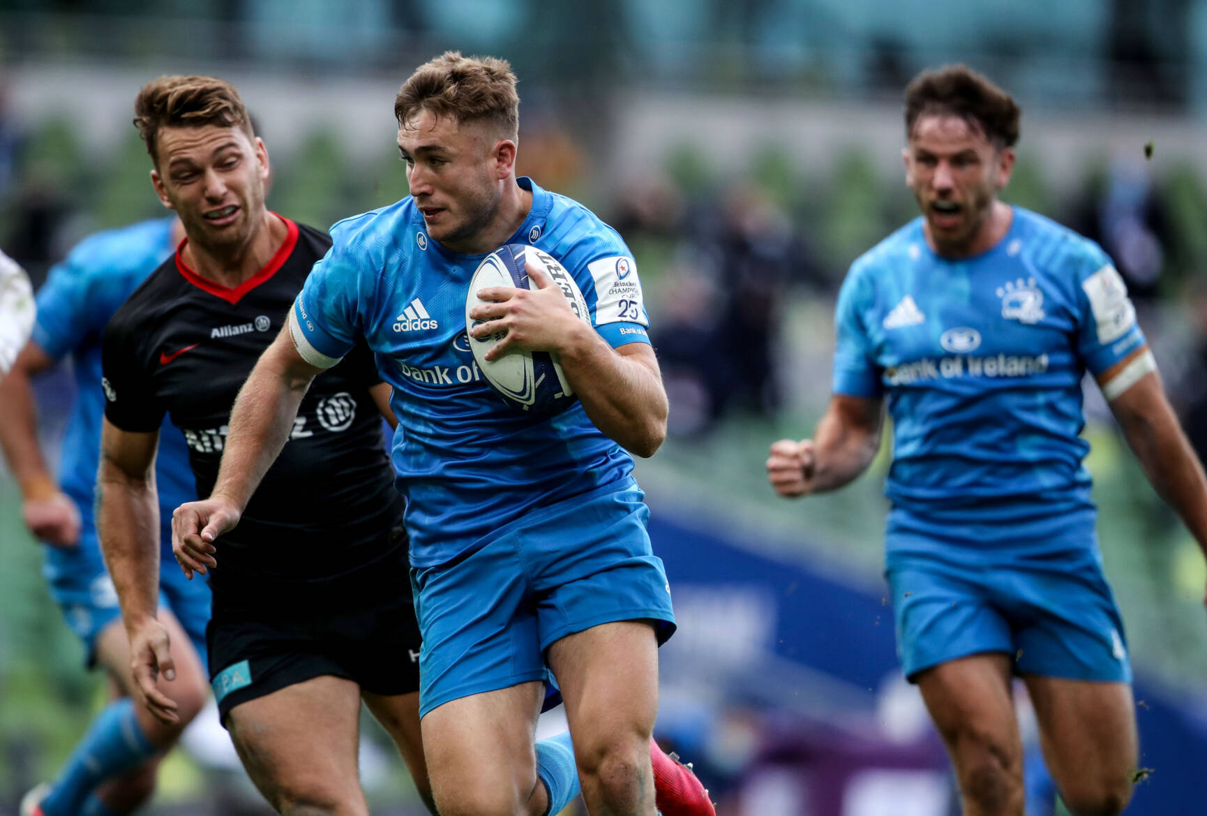 Leinster Suffer Chastening European Exit At Hands Of Saracens