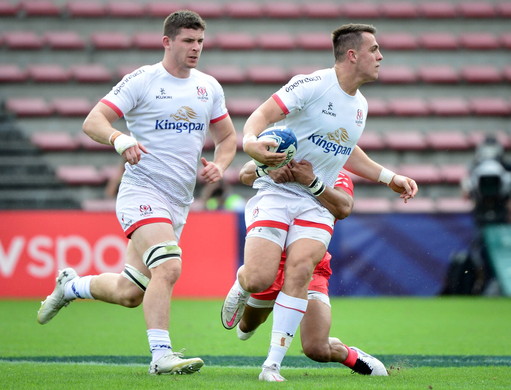 No Joy For Ulster As Five-Try Toulouse March On
