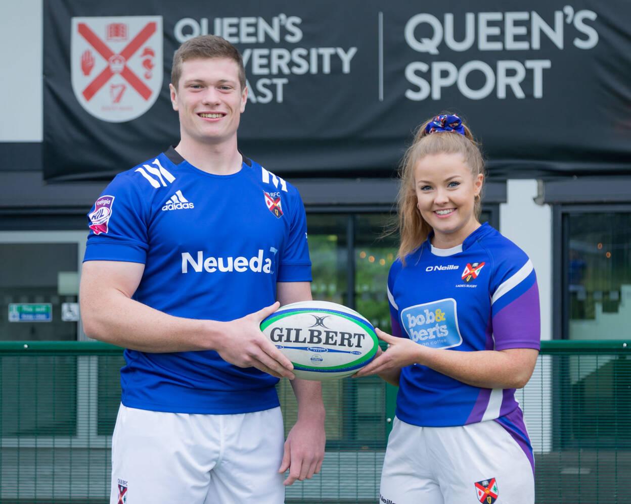 Queen's University Belfast Launch 2020/21 Season