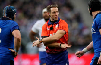 Match Official Appointments For Six Nations And Autumn Nations Cup
