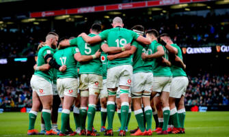 Ireland Squad Named To Complete 2020 Guinness Six Nations Championship